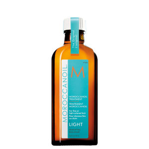 moroccan oil light